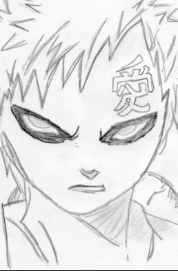 Comment dessiner le 4eme hokage - Dessiner naruto ...